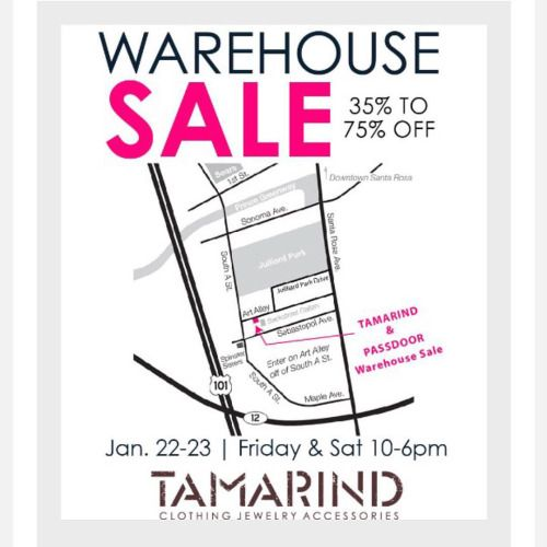 d0f784cda950 Tamarind - Semi annual warehouse sale up to 75% off. Come shop designer  brands like ace and jig