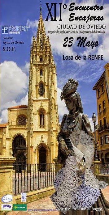 Asociacion De Encajeras Ciudad De Oviedo Oscus Bolillos