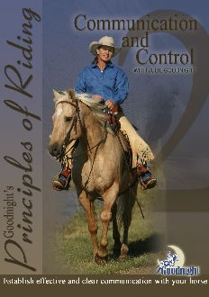 Goodnights Principles of Riding, vol. 2 Communication & Control