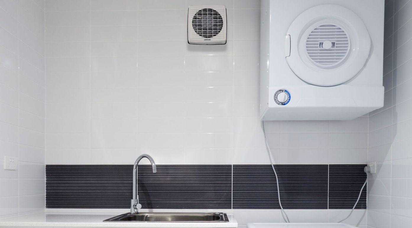 Charmant Wall Exhaust Fan For Bathroom