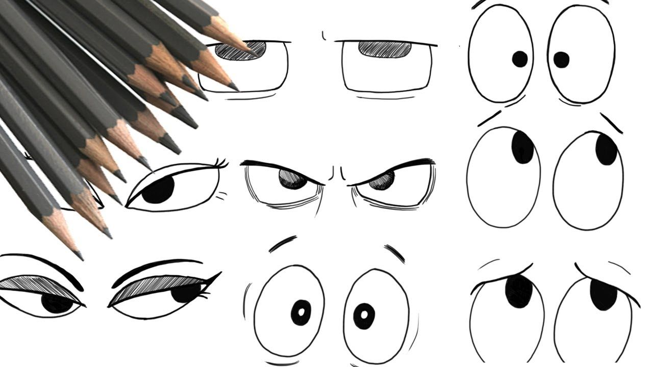 Youtube Eye Drawing Cartoon Eyes Eye Illustration
