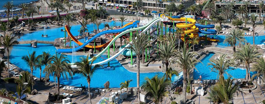 waterpark playa del ingles