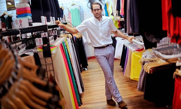 Once-sexy American Apparel looks impotent in face of impending - sales associate