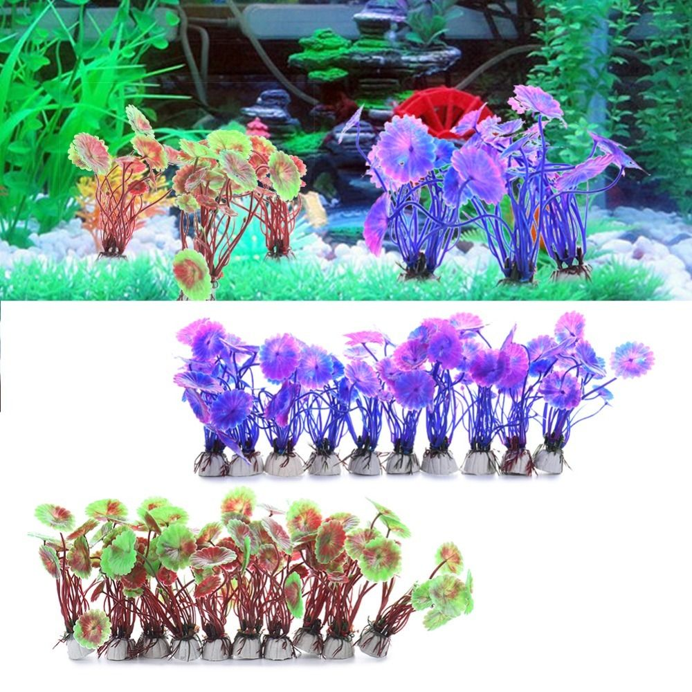 Click to buy ucuc pcs artificial simulation ornamental plants
