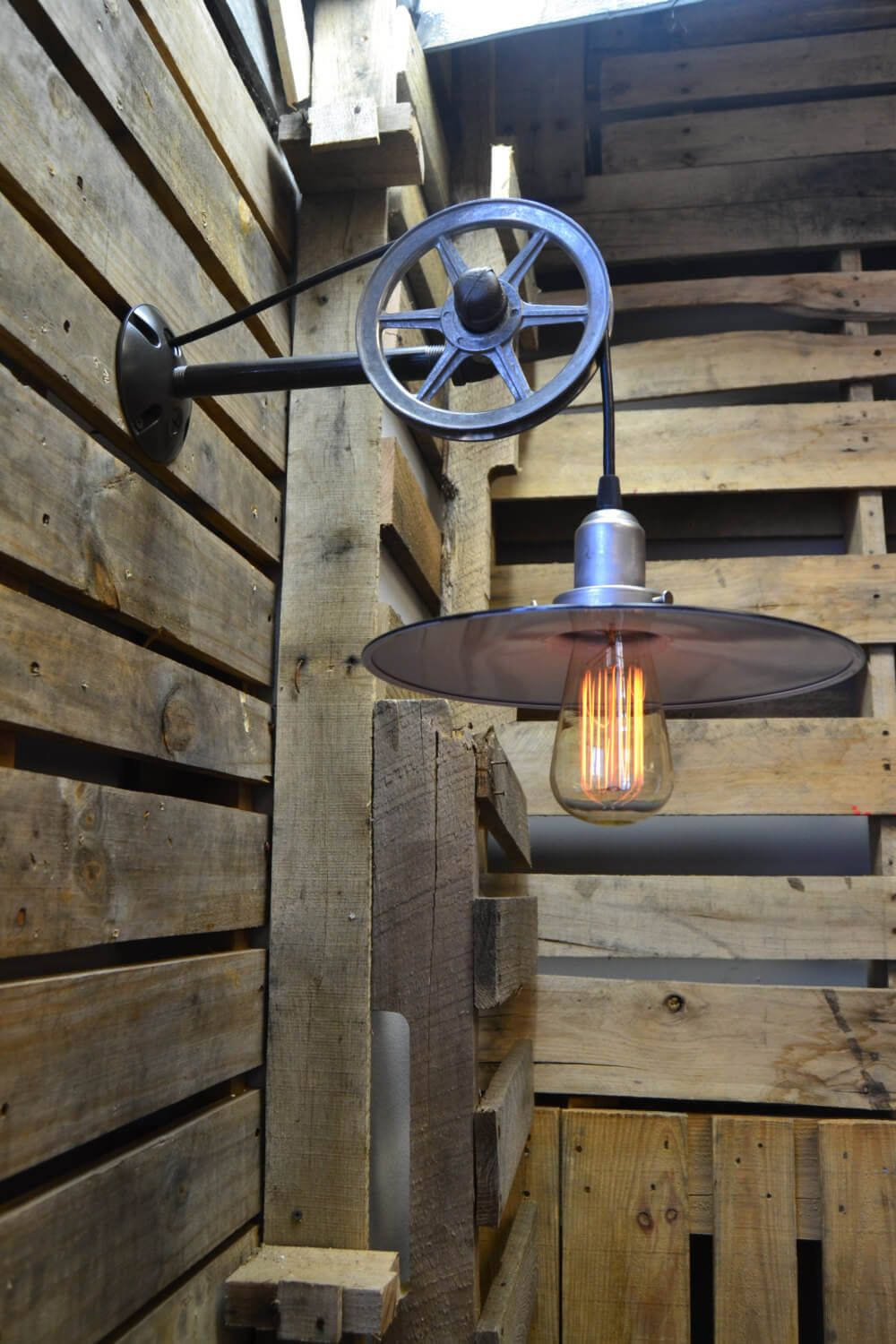 35 Industrial Lighting Ideas For Your Home Industrial Light Fixtures Diy Industrial Lighting Industrial Lighting