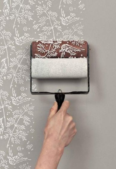 Wall Decoration Roller