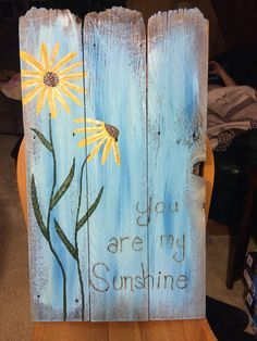 You are my sunshine by Mart Hartless.