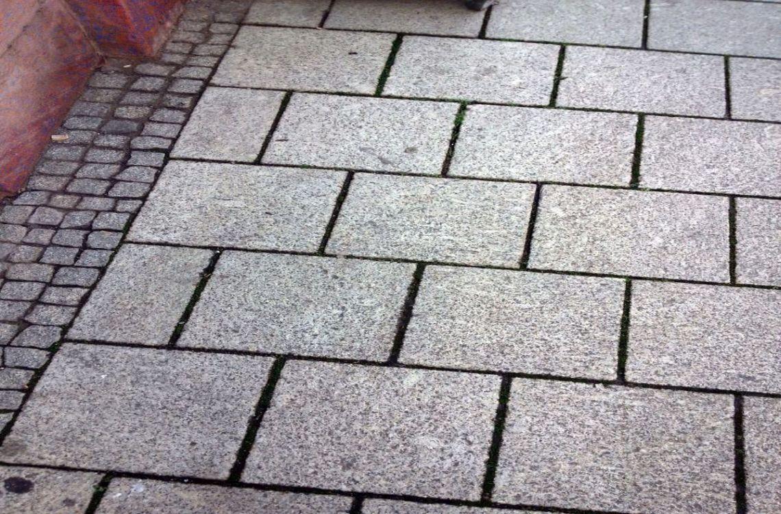 Verlegemuster Granitpflaster bildergebnis für granitpflaster garage einfahrt
