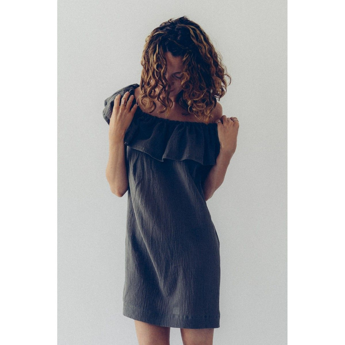 patron couture robe romantique