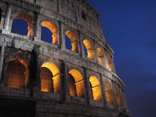 Rome's most iconic structure needs no introduction.