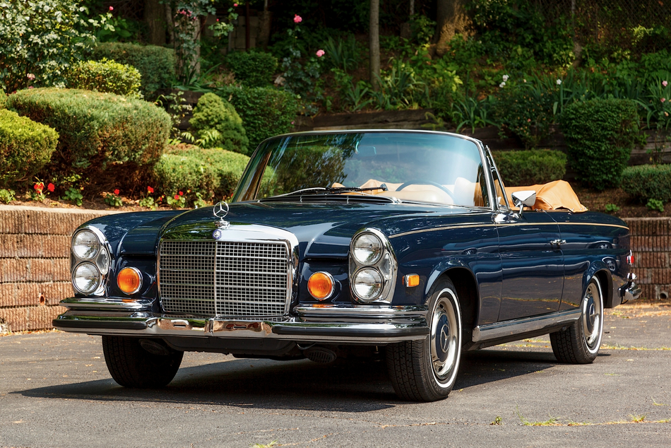 1966 mercedes benz 280se cabriolet mercedes benz for Mercedes benz vintage cars