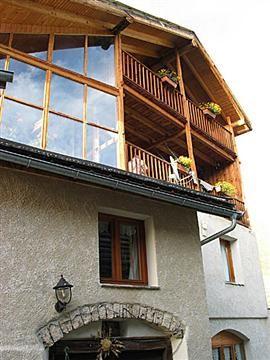 maison de pierre la cime St veran queyras France