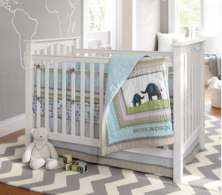 Kendall Low Profile Convertible Crib In 2020 Cribs
