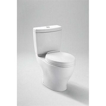 Toto Aquia Ii Dual Flush Two Piece Toilet Dual Flush Toilet Small Toilet Toto Toilet