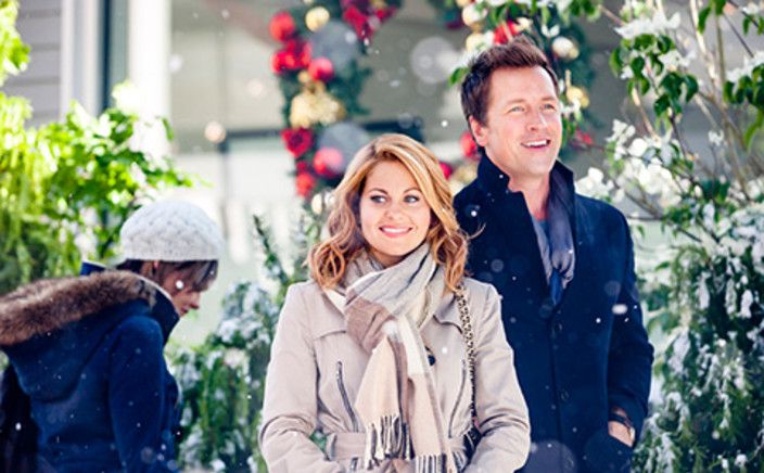 Celebrity Moments: The Cast of A Christmas Detour | Holiday Movies ...