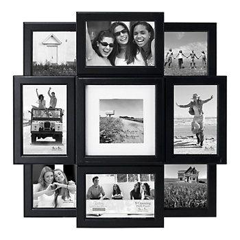 Malden 9 Opening Collage Frame Collage Frames Floating Picture Frames