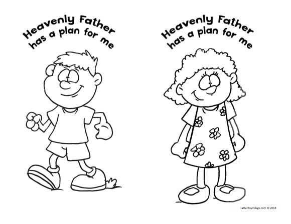 27+ Heavenly father loves me coloring page info