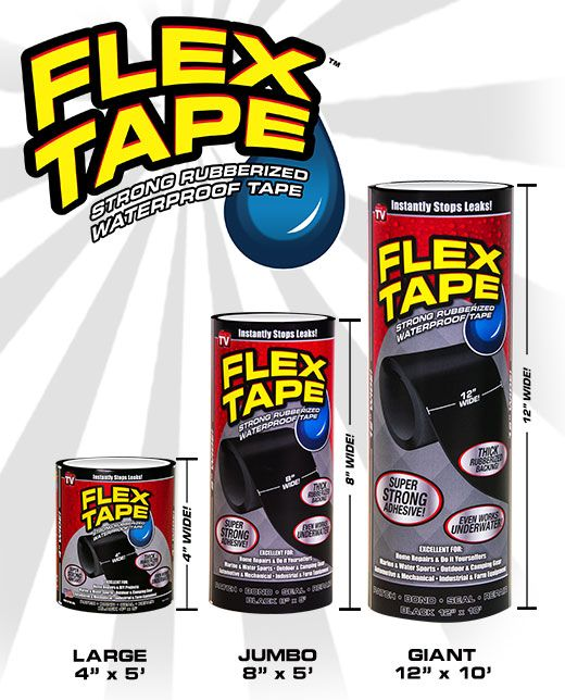 Flex Tape Waterproof Tape Strong Tape Repair Tape