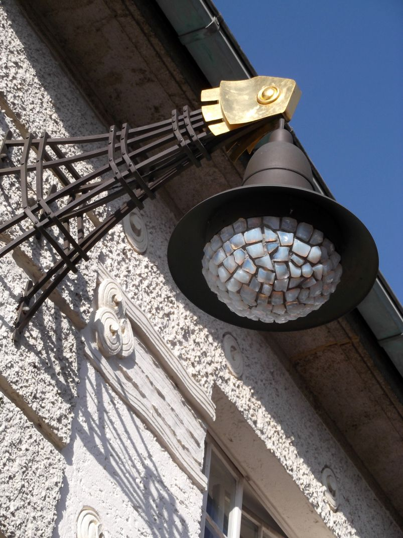 Art Nouveau (Jugendstil) Site Sprudelhof in Bad Nauheim, Germany. | KleesButterfly – A TravelBlog