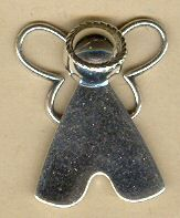 Little Boy Angel Charm-$9.95