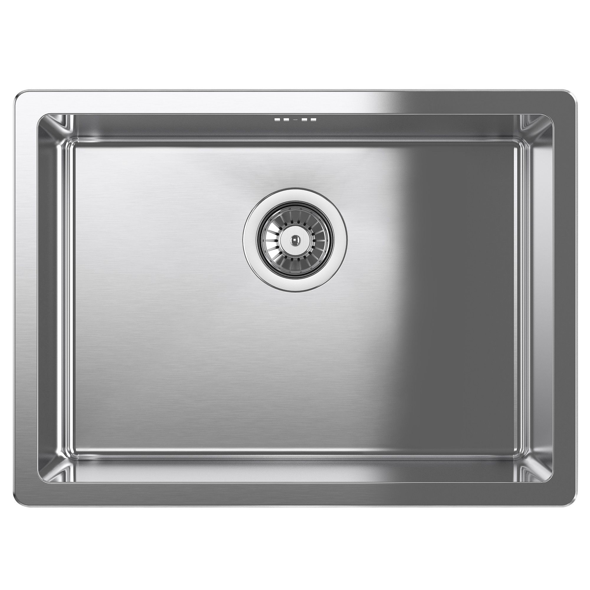 BREDSKÄR Single Bowl Inset Sink IKEA Sink In Stainless Steel, A Hygienic,  Strong And Durable Material Thatu0026apos;