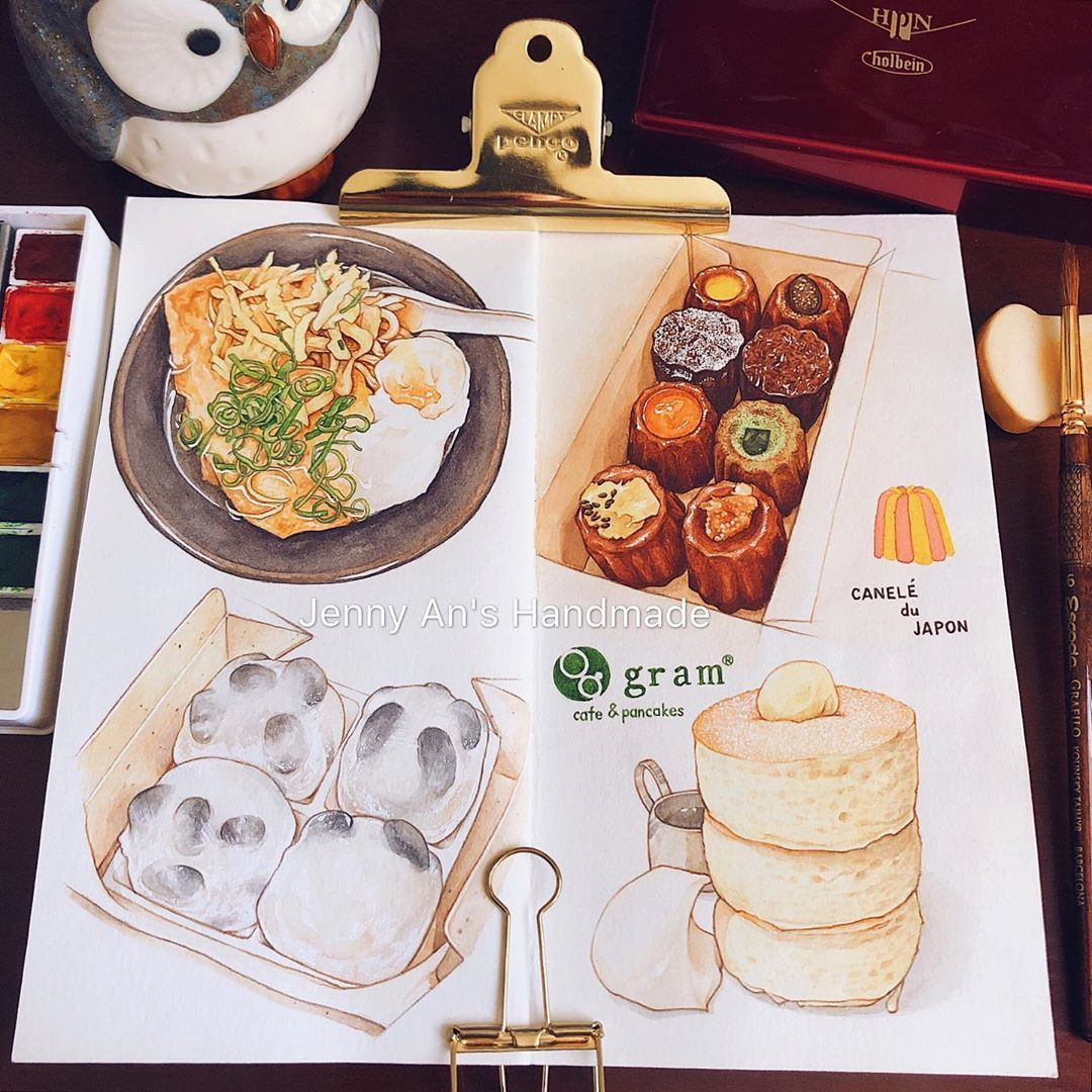 Thức ăn, Ẩm Thực, Ý Tưởng Vẽ