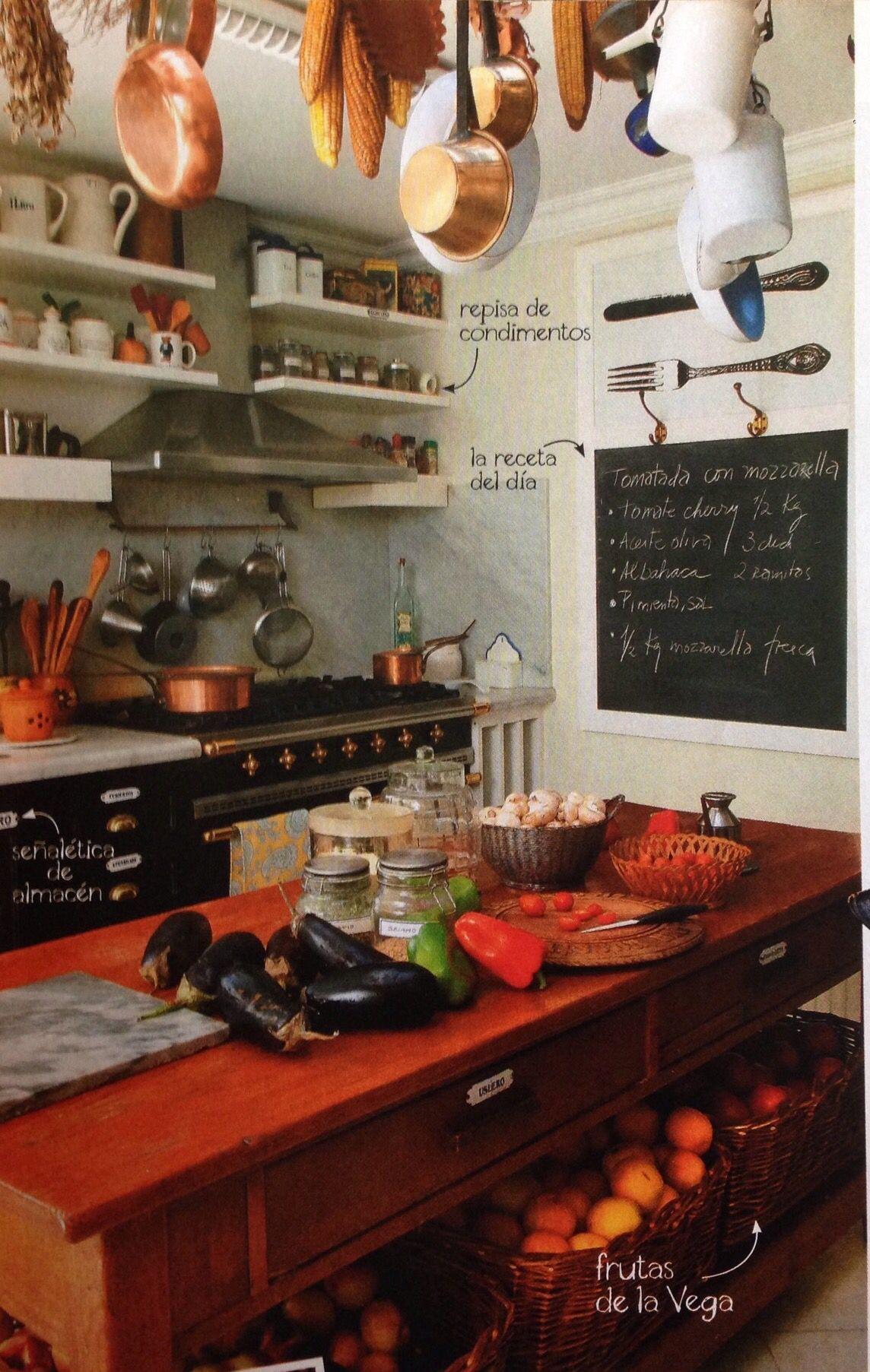 Detalles en cocina