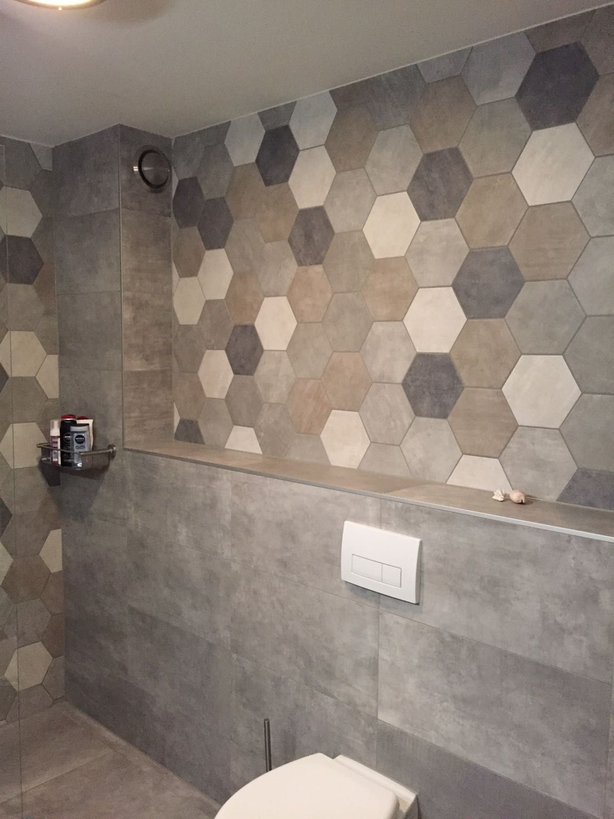 betonlook tegels badkamer uni starker icon uni starker