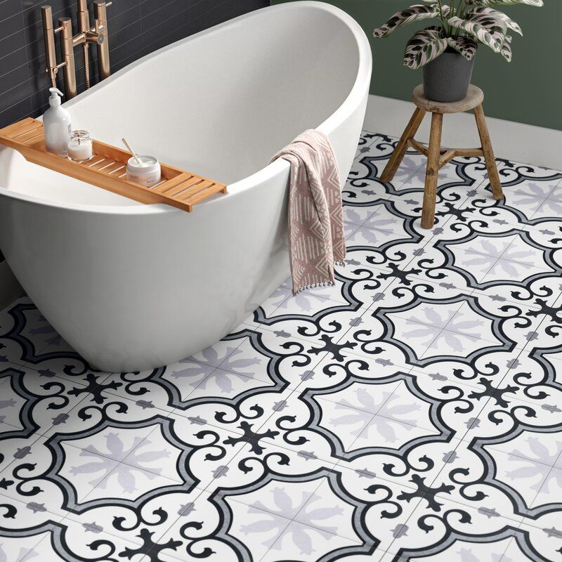 Eliora 10 X 10 Porcelain Field Tile Reviews Allmodern In 2020 Flooring Tile Floor Floor And Wall Tile