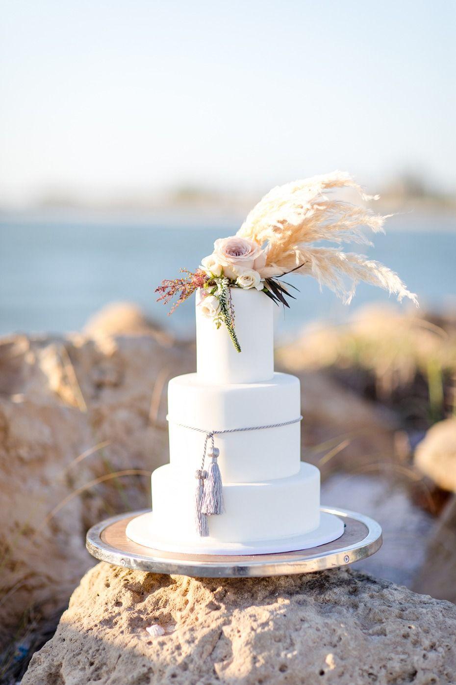 25+ Pampas grass wedding cake information