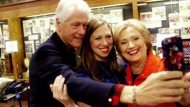 Hilary clinton prez 2008 funny spank