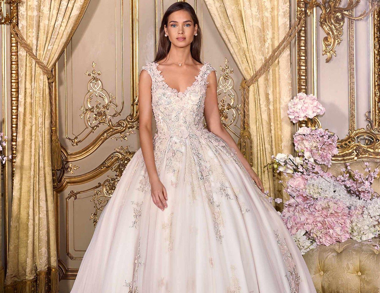 Demetrios ananstasia dp wedding dress in wedding dresses