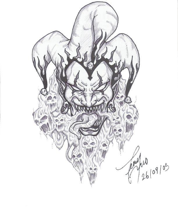 Jester By ~terryrism On DeviantART