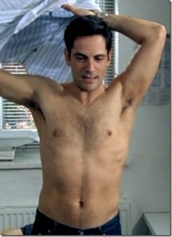Michael landes naked