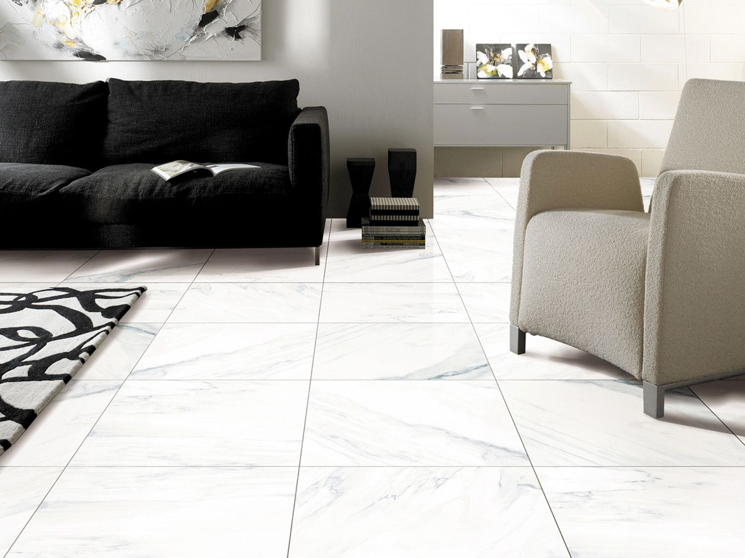 Big Large Floor Tiles From Spain Porcelain In Large Sizes To