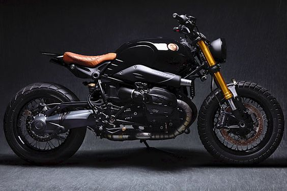 It Seems That Bmw S R Ninet Has Become The Modern Equivalent Of