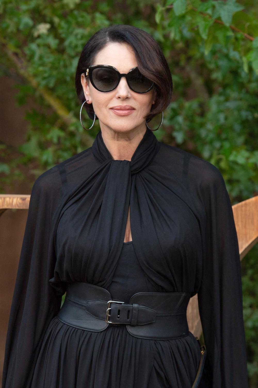 Monica Bellucci – Christian Dior Show in Paris 09/24/2019 in 2020   Monica  bellucci, Fashion, Paris fashion week