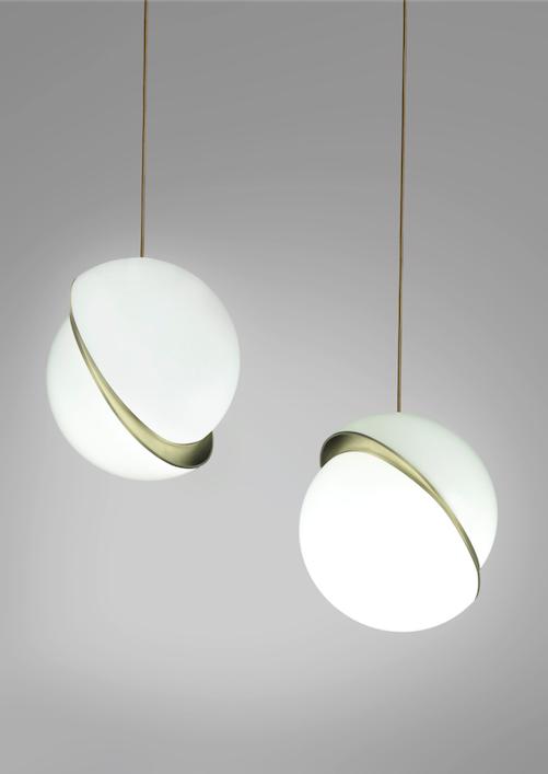 Crescent Light | #LeeBroom #Design
