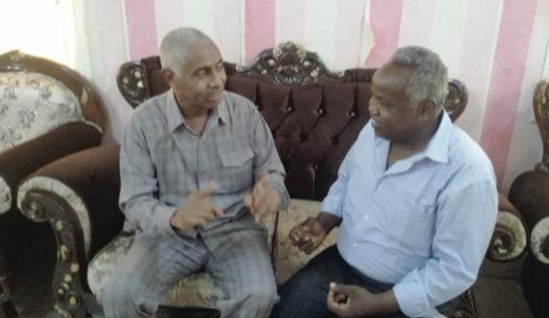 حوار فوق العادة مع عبدالحميد موسى كاشا والي النيل الأبيض..