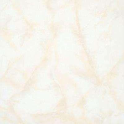 Tampa Ivory 16 In X 16 In Ceramic Floor Tile 1549 Sq Ft Case