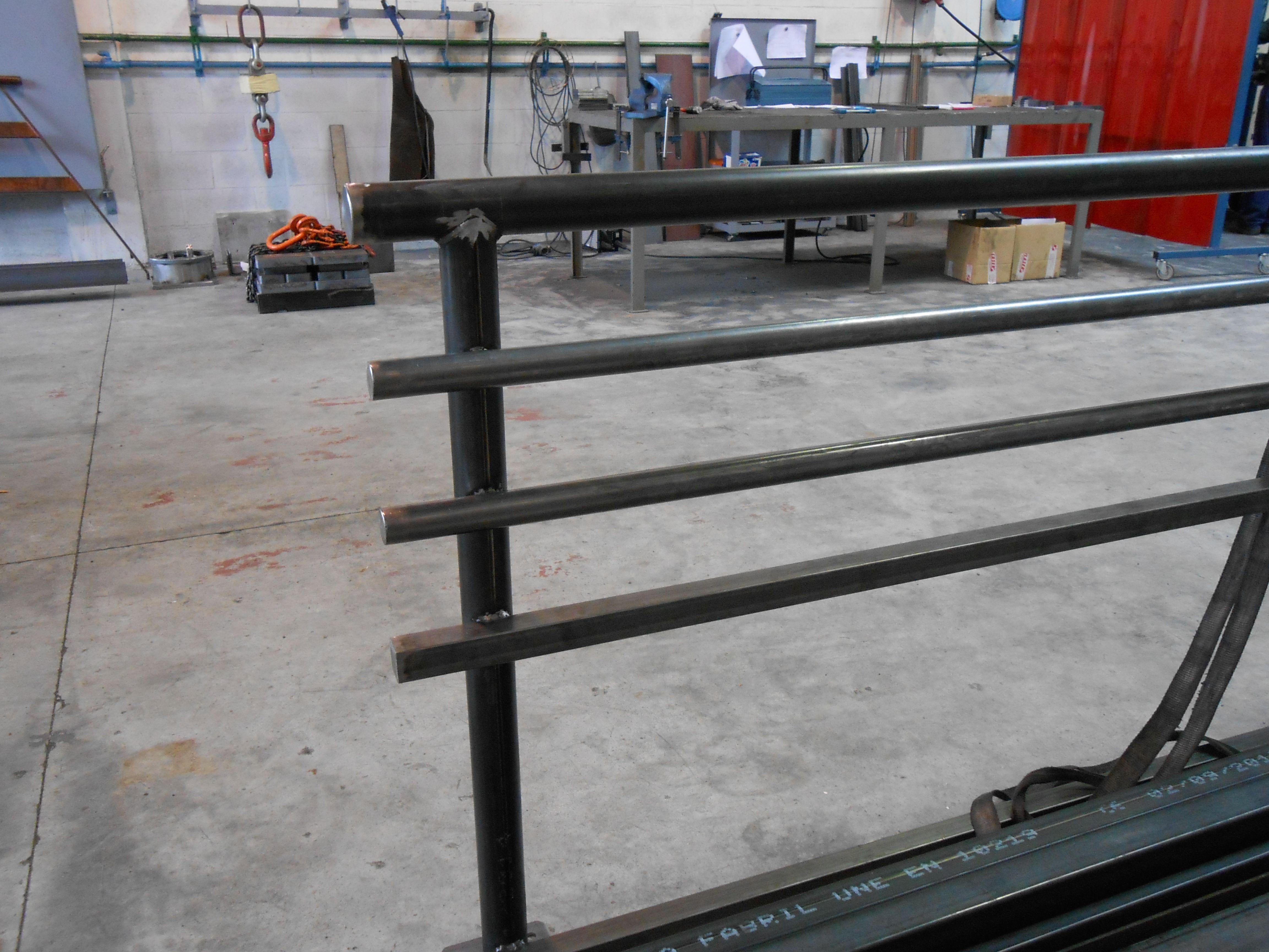 Barandillas de hierro barandillas ibarkalde pinterest barandillas de hierro hierro y - Barandillas de hierro ...