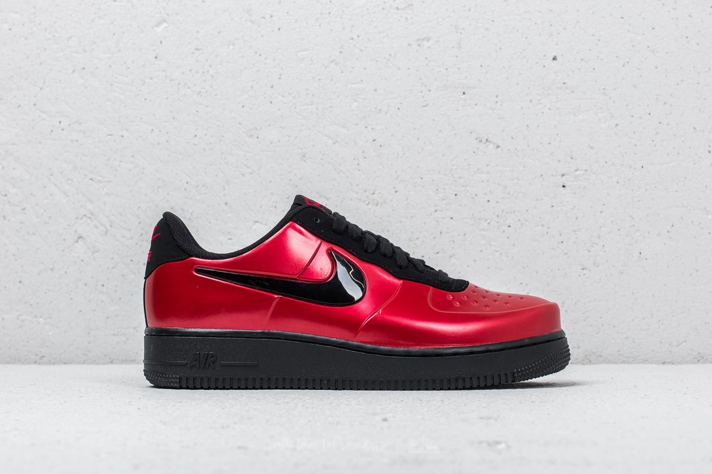 size 40 fbe2d 0c8f7 Nike Air Force 1 Foamposite Pro Cup Gym Red/ Black ...