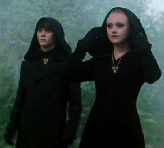 Jane and Alec | TS The Volturi in 2019 | Vampire twilight, Twilight