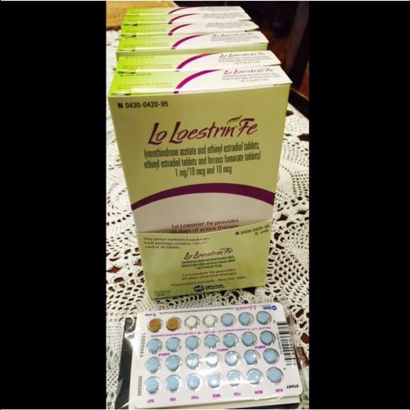manufacturer coupon for lo loestrin fe