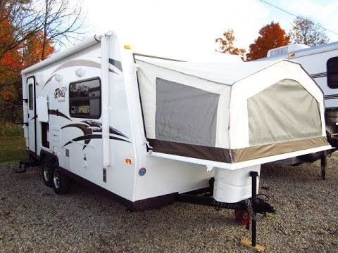 Haylettrv 2017 Roo 21dk Used Hybrid Ultralite Travel Trailer By Rockwood Rv In Coldwater Mi You