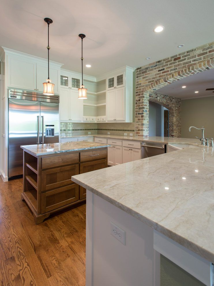 Love The Countertops Perla Venata Quartzite Kitchen