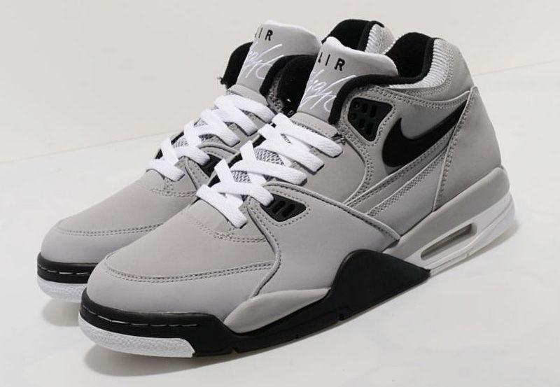 849e91d13439 Nike Air Flight 89 Wolf Grey