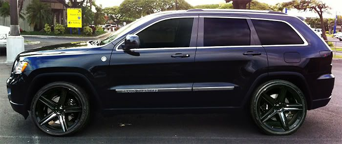 Laredo On Srt Wheels Jeep Grand Cherokee Black Audi Jeep