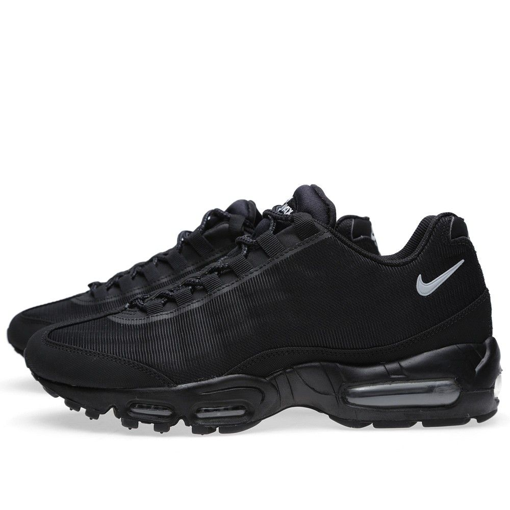 quality design e1d58 8c998 Nike Air Max 95 Comfort Premium Tape Reflective Pack (Black  Silver)