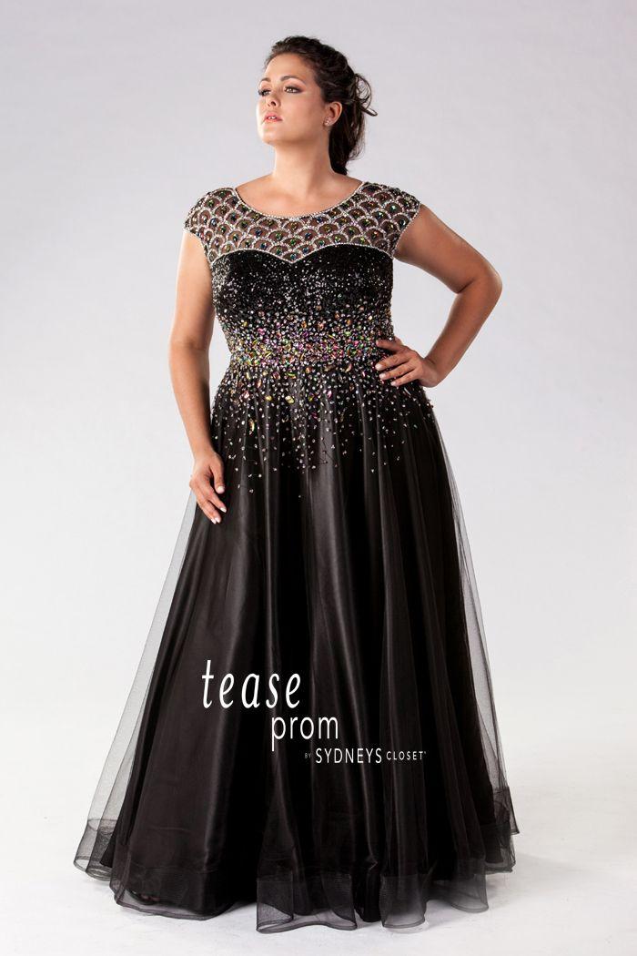 Sigourney Dress in Black Magic